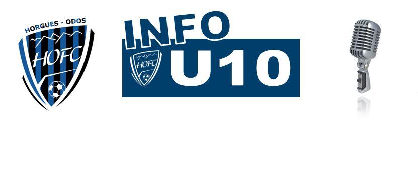 U10 : Jour de coupe Tarbes