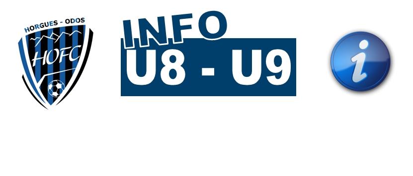 [U8/U9] Photo et remise dotation