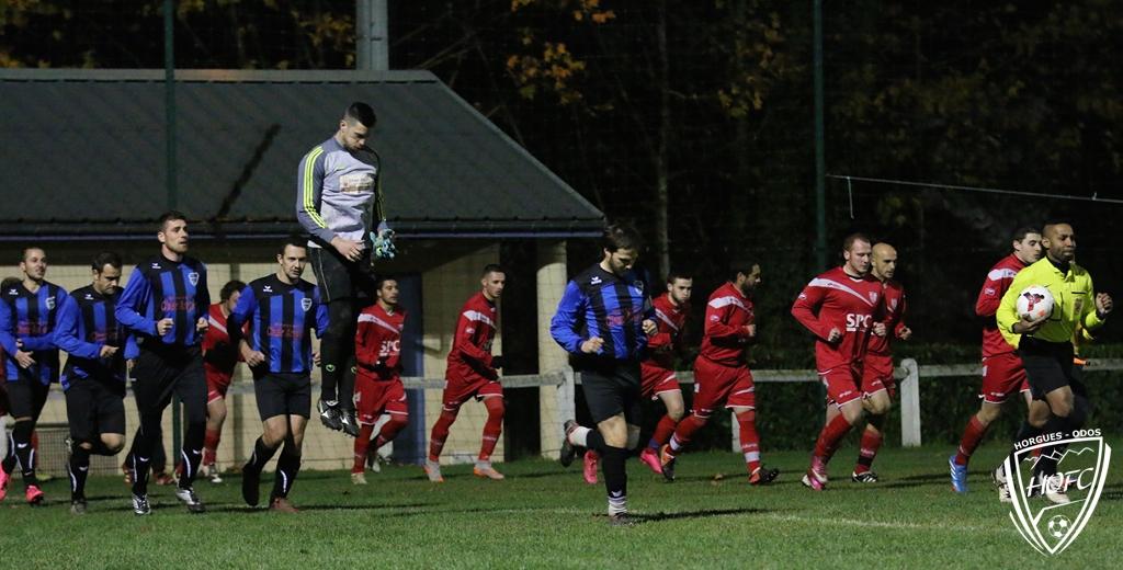 HOFC – FC PLateau en images