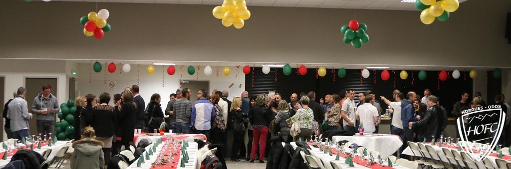 Repas de Noël du HOFC en images