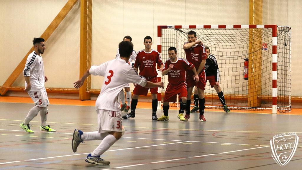 Futsal HOFC – TPF II
