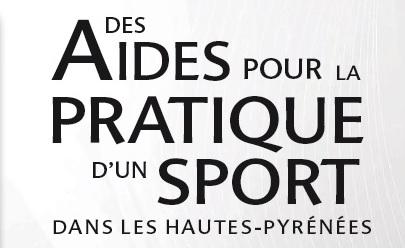[HOFC] Aides pour la pratique du sport