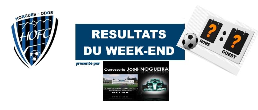 [CLUB] Les résultats du week-end…(2 mars 2019)