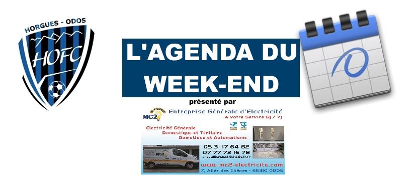 [CLUB] L'agenda du week-end…(11 Mai 2019)