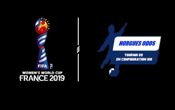 Tournoi U9 – En mode Coupe du Monde féminine FRANCE 2019